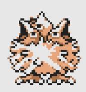 original beta sprite of Chiks.