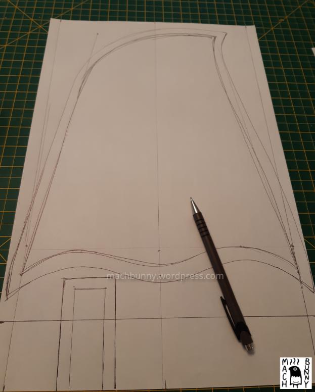 Burnt bird plush, pattern concept