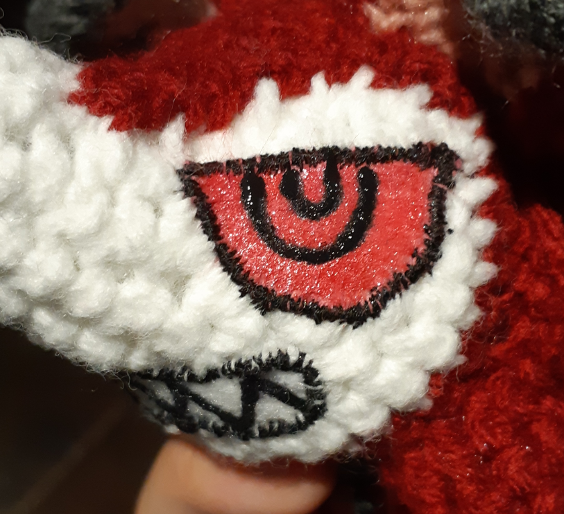 Crochet Eyes Tutorial - An Alternative To Plastic Safety Eyes ... | 742x813